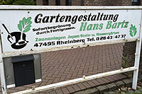 Gartengestaltung Hans Bartz