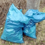 Millingen wird wieder vom Müll befreit