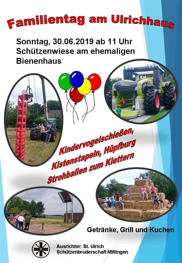Familientag am Ulrichhaus