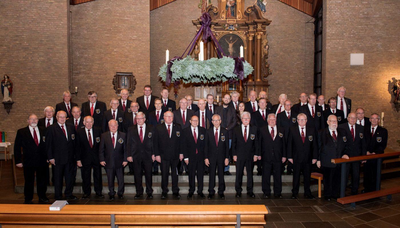 Männergesangsverein Froh und Ernst Millingen