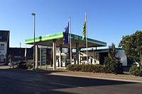 Tankstelle Koenen