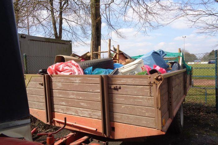 Müllsammelaktion findet wieder statt